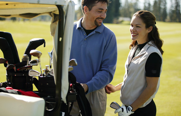 Golf Sexy Apparently Online Daters Overwhelmingly Prefer Men Who Golf
